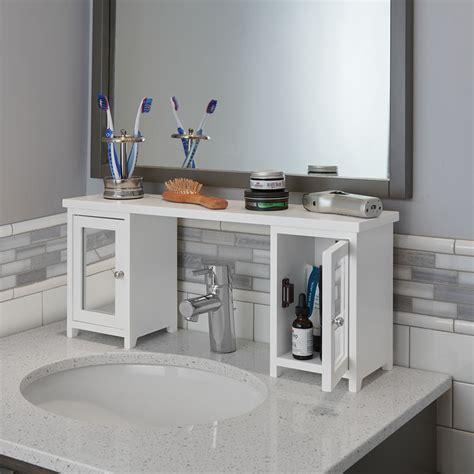 Organize The Bathroom Sink by The Sink Shelf Bathroom Architecture Accesoalanube
