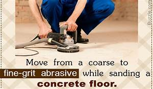 This is actually how to sand a concrete floor around the house for How to sand concrete floor