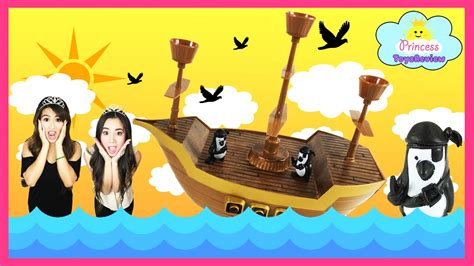 Don T Rock The Boat Game by Play Don T Rock The Boat Game With Princess Toysreview