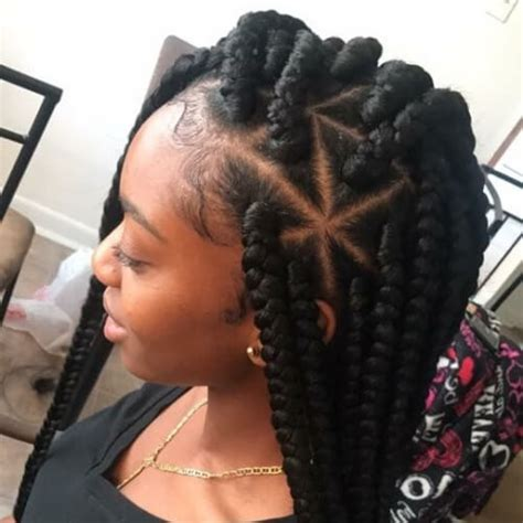 50 Protective Hairstyles For Natural Hair  Hair Motive