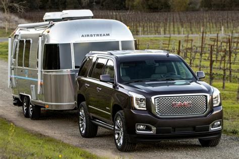 great suvs designed  towing heavy loads autotrader