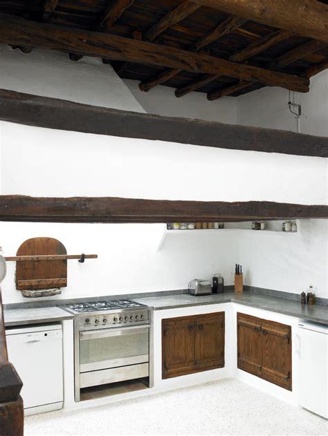 horno de lena casa en proceso cocinas rusticas