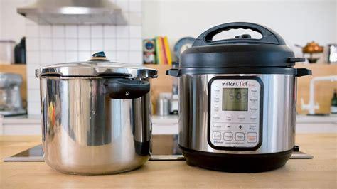 pressure cooker instant pot vs does slow cookers comparison cook instapot cooking understanding healthy kitchen traditional instantpot test