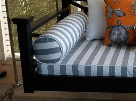 Porch Swing Bed Cushions by Porch Swing Bed Bolster Pillows Set Of Two Magnolia