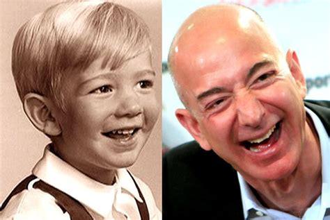 Tuổi thơ khốn khó của tỷ phú Amazon với người mẹ có nghị ...
