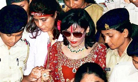 radhe maa accused of insulting religious sentiments for claiming to be an incarnation of durga