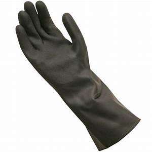 Grease Monkey Long Cuff Medium Neoprene Cleaning Gloves