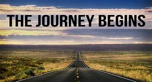 The Journey Begins | Intentional Encounter