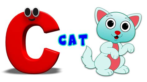 Free Letter C Clipart
