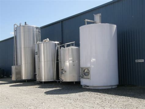 Stainless Steel Tanks  Barry Brown & Sons