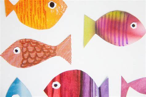 Kinderzimmer Deko Augen by Fische Basteln Mit Kindern Ostern Fische Basteln