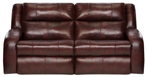 Southern Motion Maverick Reclining Sofa With Contemporary