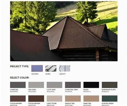 Metals Kloeckner Building Metal Announcing Portal Roofing