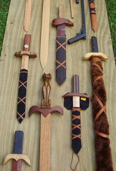 homemade gun dagger  sword collection pjpg