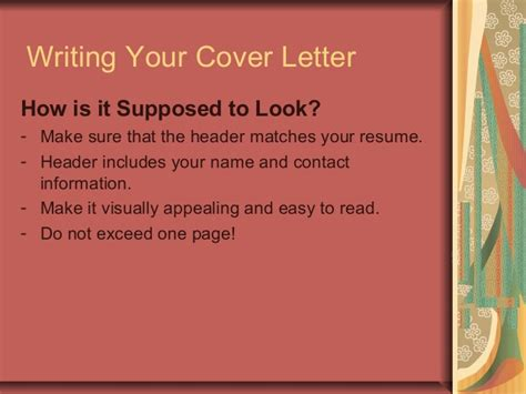 Should Your Resume Exceed One Page by Cpbe Resume Wk05 Cover Letters