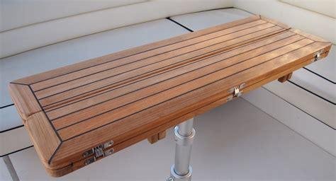 Folding Boat Table by How Does Teak Table Boat Teak Furnituresteak