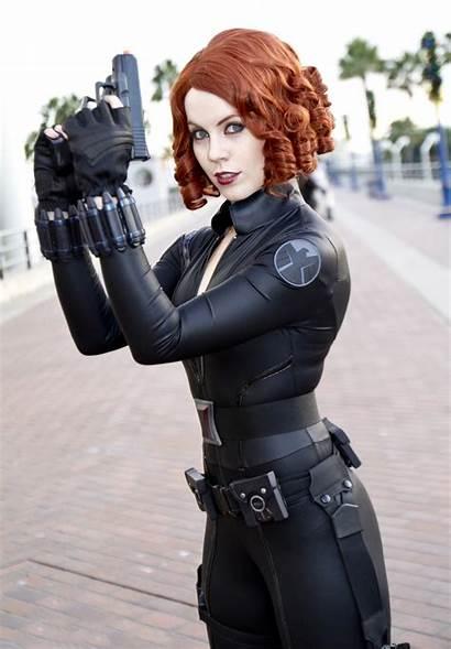 Widow Avengers Cosplays Blow Sexiest Thor Amazing