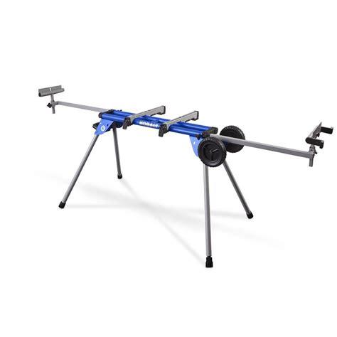 kobalt table saw review shop kobalt steel adjustable rolling miter saw stand at