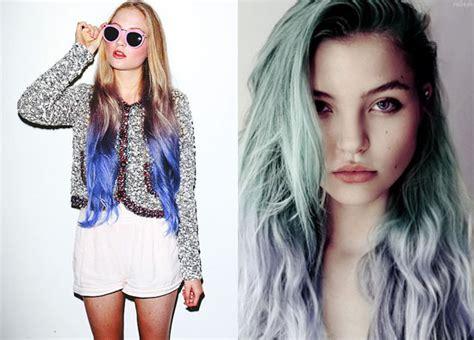 2014 Dip Dye Hair Colors Vpfashion