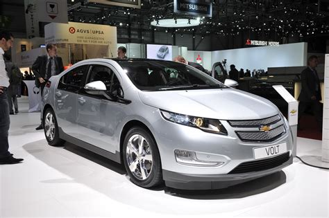 Opel Volt by Chevrolet Volt и Opel Era европейские цены