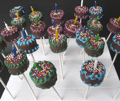 chocolate fudge cake   jar  beginners cake pops