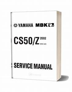 Yamaha Jog Cs50 Service Manual