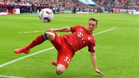 1 day ago · frankfurt, aug 23 — german international joshua kimmich has signed an extension to stay at bayern munich until 2025, the club announced today. Joshua Kimmich: Groß geworden :: DFB - Deutscher Fußball ...