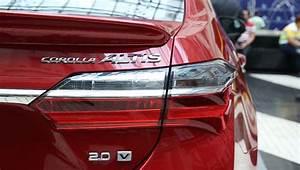 Toyota Ph Launches The 2017 Corolla Altis