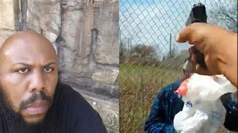 Watch Gunman Kills Man In Cleveland Facebook Video