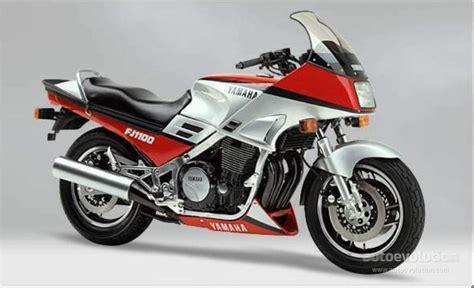 Yamaha Fj by 1985 Yamaha Fj 1100 Moto Zombdrive