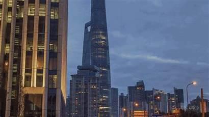 Tower Shanghai Construction Tallest Timelapse Khalifa Burj