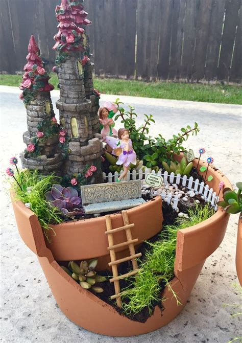 Disney Garden Decor Uk by 16 Do It Yourself Garden Ideas For