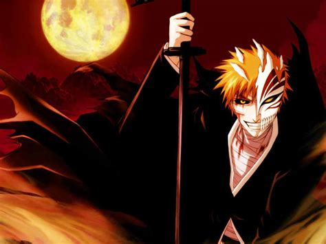 gambar wallpaper anime bleach