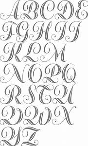 Pin Fancy Cursive Letter Tattoos Have Been Popular For on ...