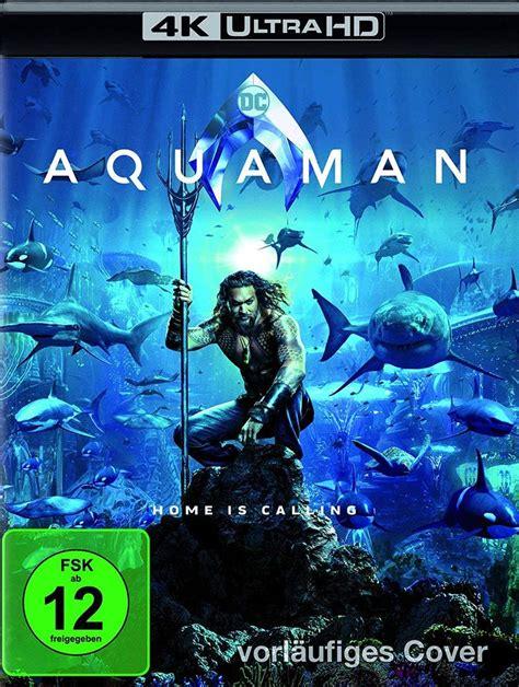 aquaman steelbook ultra hd blu ray  blu ray disc