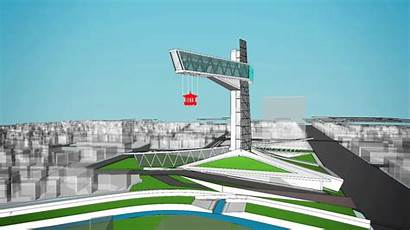 Sky Museum Architecture Building Landscape Obvious Avoid