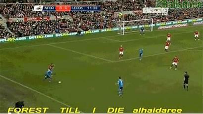 Forest Nottingham Paul Balls Against Ie He