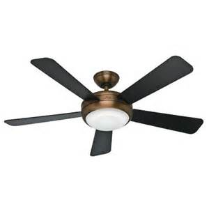 hunter palermo 52 in brushed bronze ceiling fan 59050