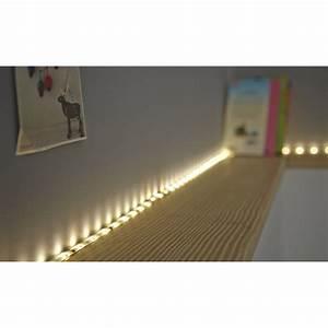 Kit ruban LED 1 5m Blanc chaud 3000K 290 lumens FlexLed