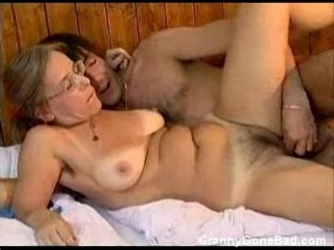 Granny Got Her Hairy Old Ass Anal Fucked Xvideos Com