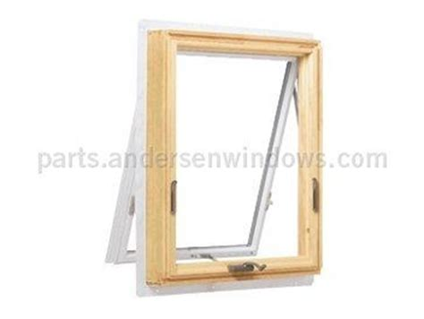 andersen awning window parts