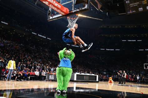coolest dunks  nba slam dunk contest history