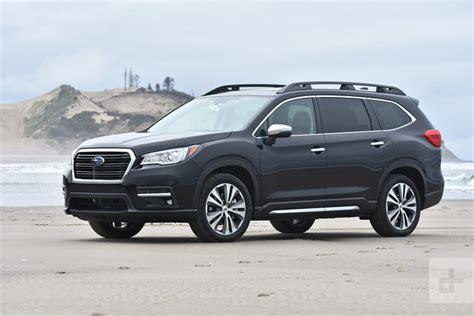 Subaru Ascent Review by 2019 Subaru Ascent Drive Review Digital Trends