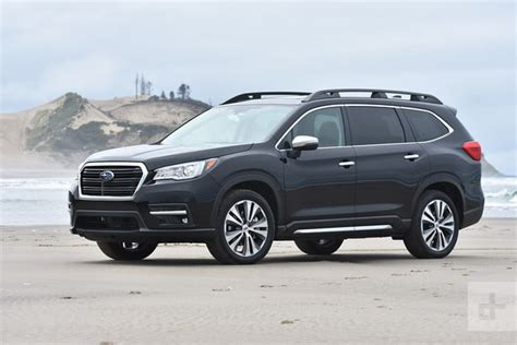 2019 Subaru Ascent First Drive Review  Digital Trends