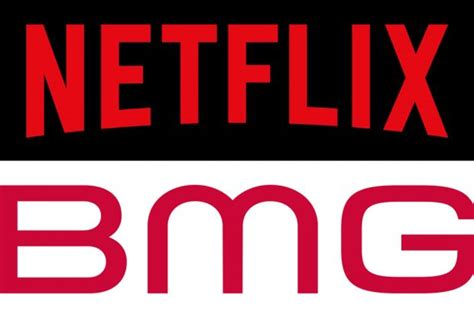 Bmg Publishing by Netflix Signs Exclusive Publishing Deal With Bmg