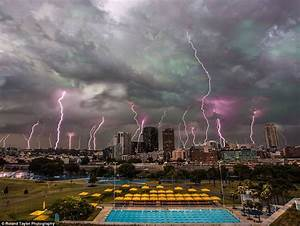 Sydney thunderstorms that have pummelled the city for a ...