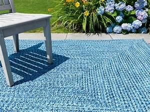 Blue indoor outdoor rug indoor and outdoor rugs for Outdoor rug