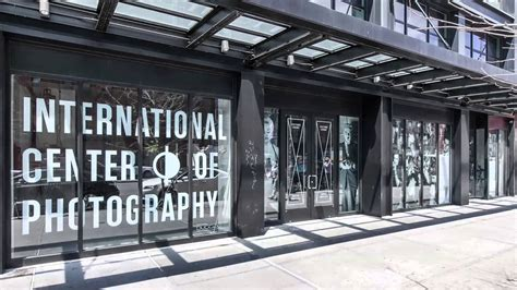 International Center Of Photography, Bowery Window