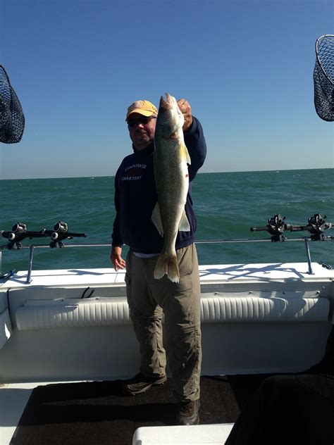 Boat Forecast For Lake Erie by 2014 Lake Erie Walleye Perch Fishing Forecast Stray