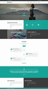 Business Responsive Website Template  57549